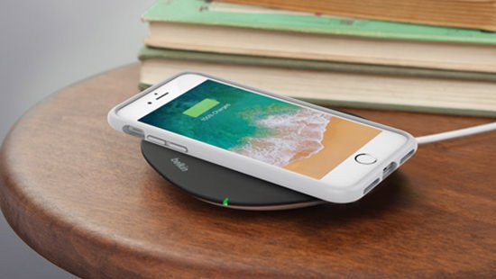 Charge your phone quickly, without wires