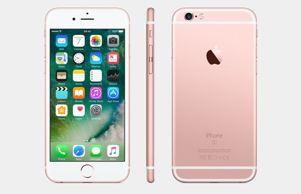 Iphone S Rose Pink