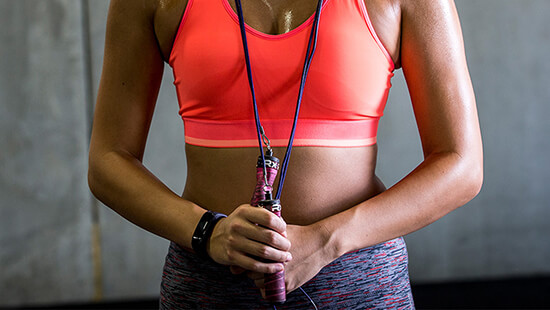 Make more of your workout with heart rate tracking