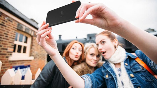 Take sharper photos and better selfies
