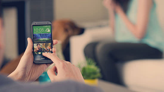 Stay connected with the HTC One mini2