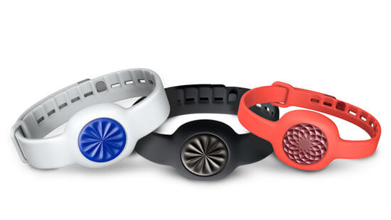 Connect to your smartphone with the Jawbone app