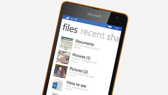 Stay organised with Office on your phone