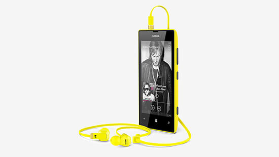 Listen to your fave songs for free with Nokia Music