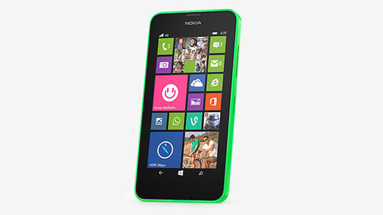 Find the apps you want at the Windows Phone store