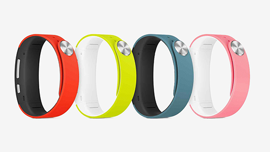 Personalise your SmartBand Talk
