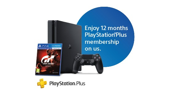 Get a free PlayStation Plus subscription