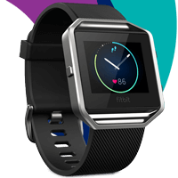 Get four months free PureGym membership with the Fitbit Blaze.