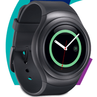 Get four months free PureGym membership with the Samsung Gear S2.