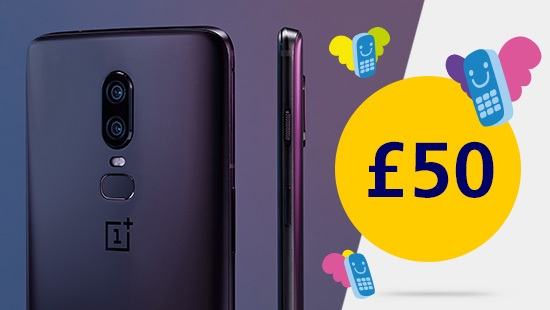 Get an extra £50 with O2 Recycle