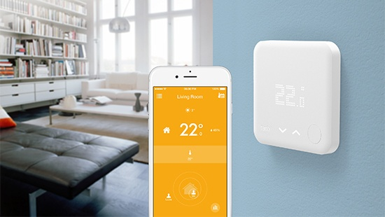 Heat your home from your phone
